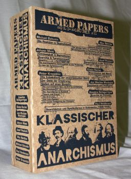 armed-papers Solibox #2: Klassischer Anarchismus