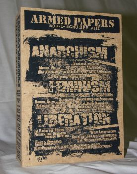 armed-papers Solibox #3: Anarchismus Feminusmus Befreiung