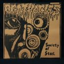 AGATHOCLES / Abstain - Society of Steel / Fuck your Values - Split (7inch)