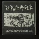 RED WITH ANGER / METASYSTOX (7inch)