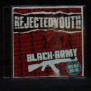 REJECTED YOUTH - black army (ROTE HILFE SOLI CD)