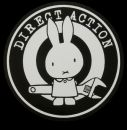 DIRECT ACTION - PVC-Aufkleber